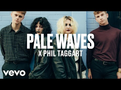 Pale Waves x Phil Taggart - dscvr ARTISTS TO WATCH 2018