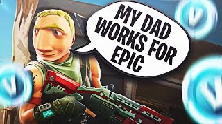 MESSING WITH FORTNITE SCAMMERS #2
