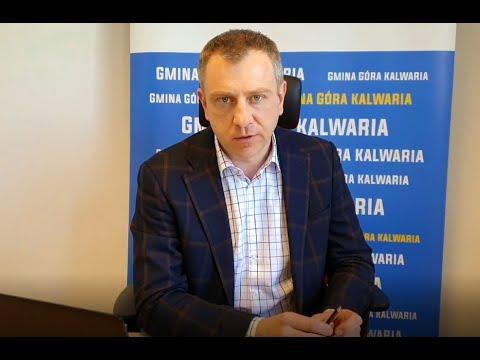 Działania gminy Góra Kalwaria związane z epidemią koronawirusa
