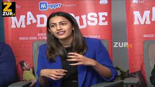 Konidela Niharika's Mad House Web Series Press Meet Video..