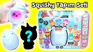 Squishy Yapma Makinesi Smooshins Mama Kendin Yap Seti ile Çok Eğlenceli | Zep'in Oyuncakları