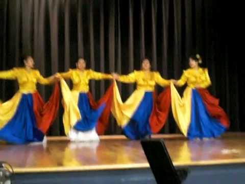 Grupo Folklorico  Ecuatoriano Imila