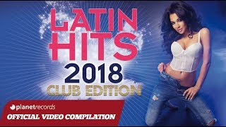 LATIN HITS 2018 😃 LATINO PARTY MIX 🔊 FIESTA LATINA 🎉 BEST REGGAETON, FITNESS MUSIC, SALSA BACHATA