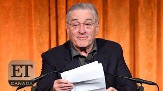 Robert De Niro Sounds Off On Donald Trump