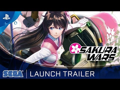 Sakura Wars | Launch Trailer