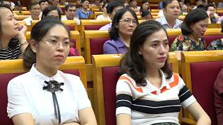 GS TS Hoàng Chí Bảo nói chuyện chuyên đề năm 2018 phần 2