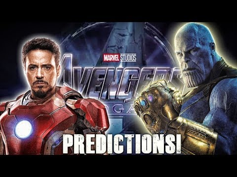 Avengers Endgame Predictions - Will Iron Man Die and Avengers Reborn?