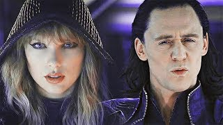 Loki x Taylor | Ready for it (crossover)