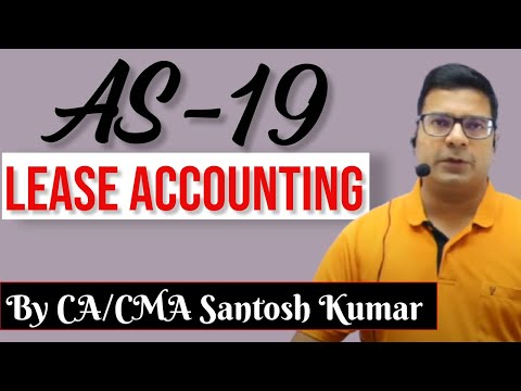 video Advance Accounting New By Santosh Kumar CA Inter Regular COC