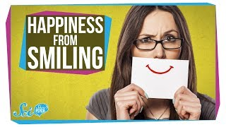 Why Just Smiling Could Make You Feel Happier