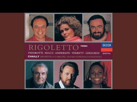 """Rigoletto / Act 3 : """"La donna è mobile...E là il vostr'uomo"""""""