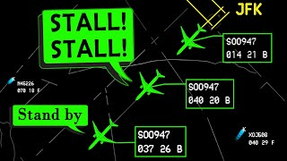 SouthernAir B777 STALL SITUATION AFTER TAKEOFF from New York JFK
