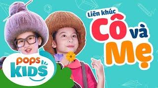Mầm Chồi Lá Ngày 8/3 - Liên Khúc Cô Và Mẹ   Nhạc thiếu nhi remix   Vietnamese Kids Song