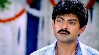 Aaha Movie || Climax Sentiment Scene ||  Jagapathi Babu,Sanghavi