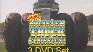 MONSTER TRUCK CLASSICS BEST CRASHES  Battle, Return and War of the Monster Trucks