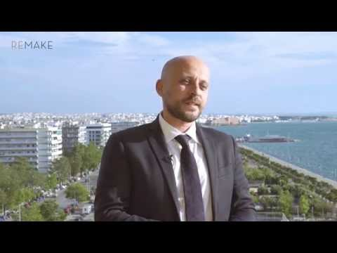 PERIKLIS VOGIATZIS FOR THE REMAKE PROJECT OF MAKEDONIA PALACE HOTEL.