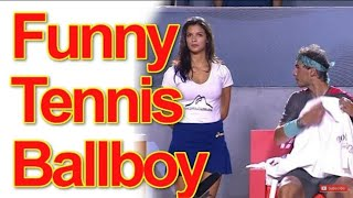 Funny Tennis Ballboy :)FailTube
