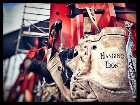 Hanging Iron