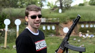 Russian PPSH-41 Fully Auto & Fully Restored!