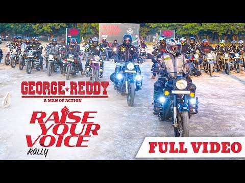 Raise Your Voice Rally Full Video
