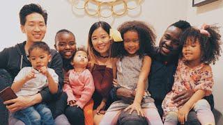 OUR KOREAN AND BLACK FAMILY REUNION!