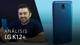 Video LG K12 plus 32 GB Gris SOYC0i0zA8o