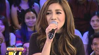 Kyla, Jay R sing their OPM hits on GGV