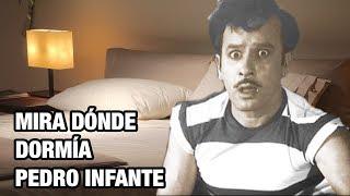 CONOCE LA HABITACIÓN DE PEDRO INFANTE | HD