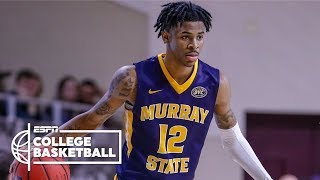 Saturday's Top 10 Plays include Ja Morant's huge block | College Basketball Highlights