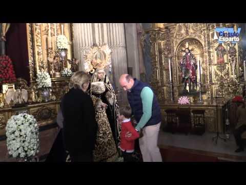 Besamanos de la Virgen del Socorro