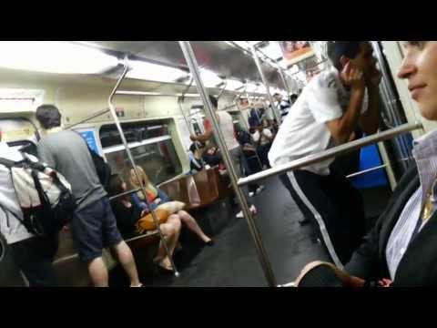 Baixar Passageiro Animado dança no Metrô  #COREOFRAFIA #FIU-FIU (8 -  [OFICIAL]