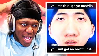 Someone Made A Ricegum Disstrack and it's INSANE