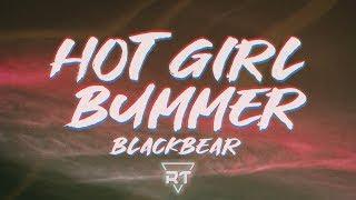 blackbear - hot girl bummer (Lyrics) | RapTunes