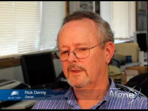 Blue Chip Migration of SolidWorks with help from Mike Lamora from Alignex