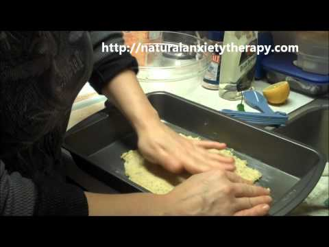 How to Make Gluten Free Almond Flour Pizza Crust in Minutes