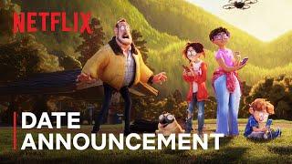 The Mitchells vs. The Machines | Date Announcement | Netflix