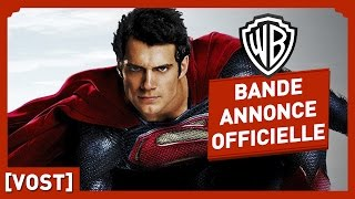 Man of steel :  bande-annonce 3 VOST