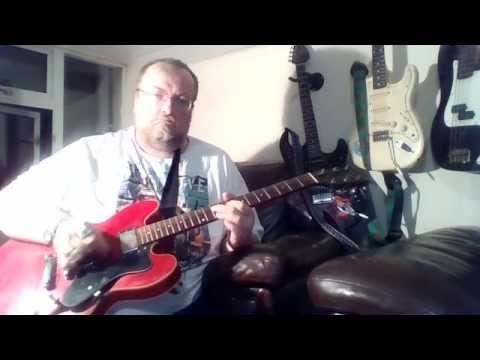 Blues for Starla - Solo Guitar