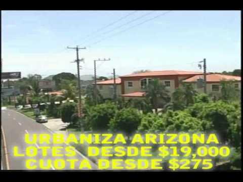 San Francisco Mercedes >> Lotes en Santa Ana El Salvador 1-866-976-2272 - YouTube