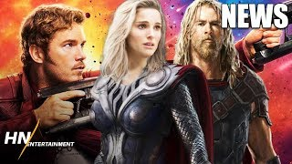 Thor Love and Thunder Set BEFORE Guardians of the Galaxy 3 & More