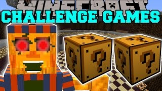 Minecraft: PHANTOM BALLOON BOY CHALLENGE GAMES