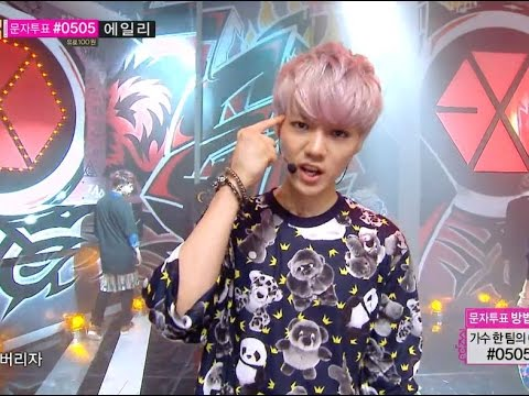 【TVPP】EXO - Growl, 엑소 - 으르렁 @ Comeback Stage, Show! Music Core Live