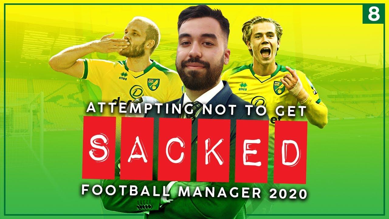 ANTGS FM20 | Norwich City | Episode 8