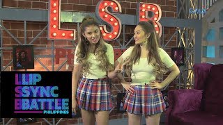 Lip Sync Battle Philippines: Kate Valdez and Mika dela Cruz are still on a high