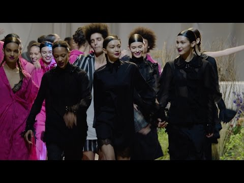 Highlights from the H&M Studio show in Paris