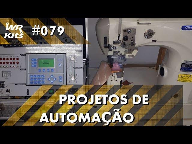 CONTROLE PNEUMÁTICO COM CLP ALTUS DUO | Projetos de Automação #079