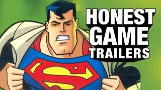 SUPERMAN     64 (Honest Game Trailer)