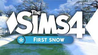 The Sims 4: First Snow (Official Trailer)
