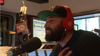 The Suge Knight and Ebro Darden story