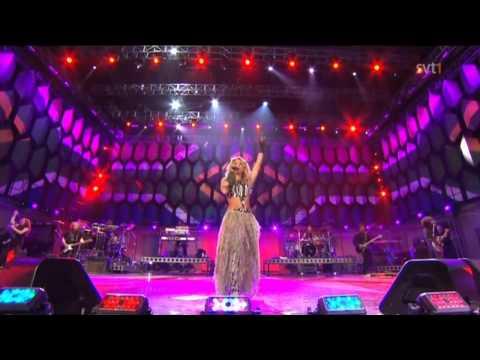 Shakira - Hips Dont Lie - She Wolf - Waka Waka (HD)